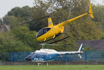 I-HUMA - Private Robinson R44 Clipper