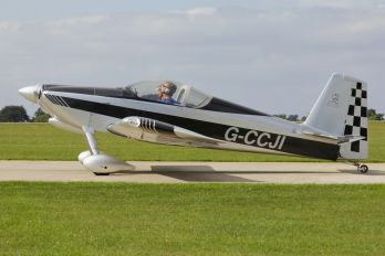 G-CCJI - Private Vans RV-6