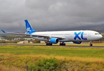 F-HXLF - XL Airways France Airbus A330-300