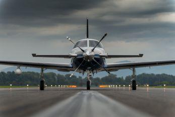 HB-PSH - Private Piper PA-46 Malibu Meridian / Jetprop DLX