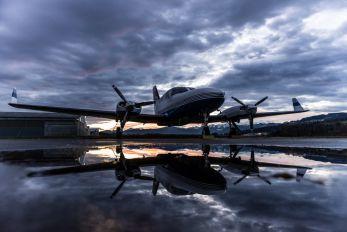 N512K - Private Cessna 414