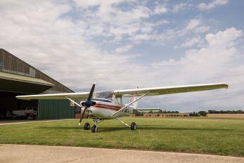 G-BHMG - Private Reims FA152 Aerobat