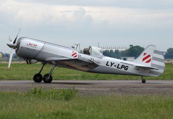 LY-LPG - Private Yakovlev Yak-50