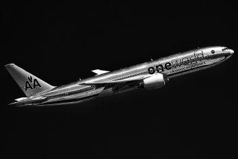 N791AN - American Airlines Boeing 777-200ER