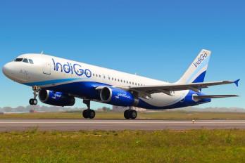 VT-IGX - IndiGo Airbus A320