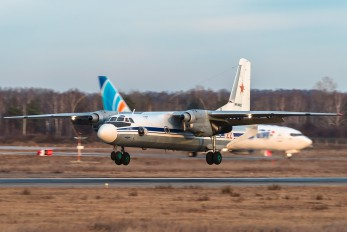 RF-36022 - Russia - Air Force Antonov An-26 (all models)
