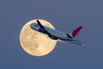 JA8269 - JAL - Japan Airlines Boeing 767-300