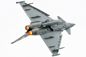 ZK306 - Royal Air Force Eurofighter Typhoon FGR.4