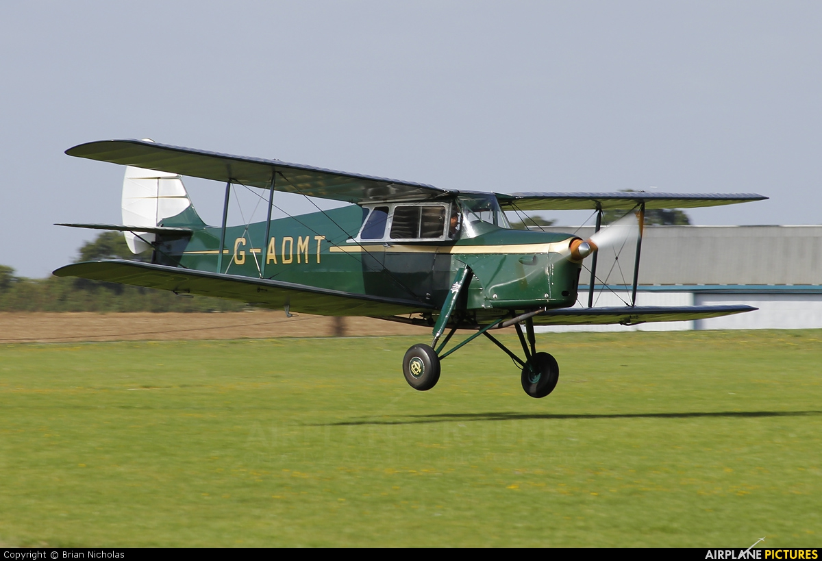 Private G-ADMT aircraft at Northampton / Sywell