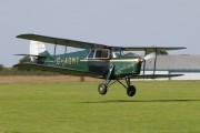 G-ADMT - Private de Havilland DH. 87 Hornet Moth aircraft