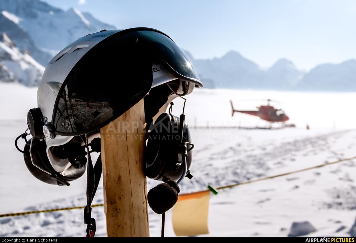 BOHAG HB-ZKT aircraft at Off Airport - Switzerland