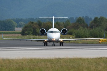 UP-CJ004 - SCAT Airlines Canadair CL-600 CRJ-200