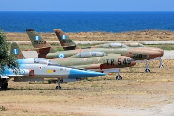 517549 - Greece - Hellenic Air Force Lockheed T-33A Shooting Star
