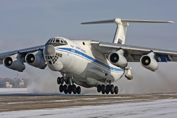 RA-78823 - Russia - Air Force Ilyushin Il-78