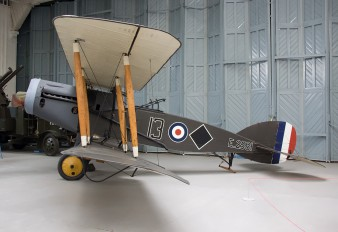 E2581 - Royal Air Force Bristol F2B Fighter