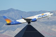N904NV - Allegiant Air Boeing 757-200 aircraft