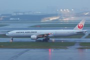 JA8942 - JAL - Japan Airlines Boeing 777-300 aircraft
