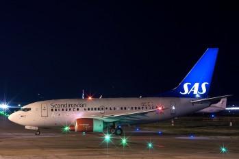 LN-RRC - SAS - Scandinavian Airlines Boeing 737-600