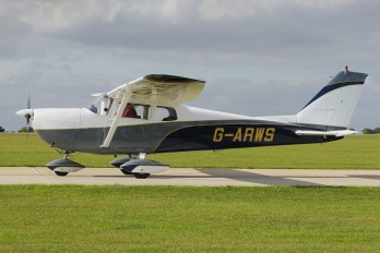 G-ARWS - Private Cessna 175 Skylark