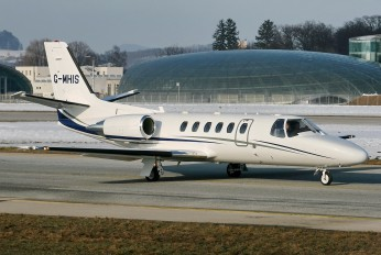 G-MHIS - Private Cessna 550 Citation Bravo
