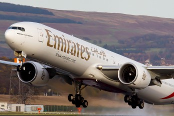A6-EGM - Emirates Airlines Boeing 777-300ER