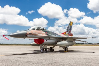 1041 - Venezuela - Air Force General Dynamics F-16A Fighting Falcon