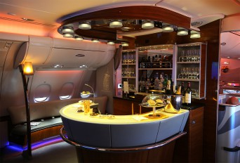 A6-EDJ - Emirates Airlines Airbus A380