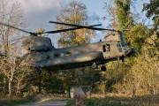 - - Royal Air Force Boeing Chinook HC.4 aircraft