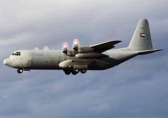 1215 - United Arab Emirates - Air Force Lockheed L-100 Hercules
