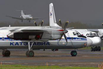 RA-49279 - Katekavia Antonov An-24