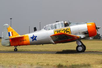 ZU-BAL - Private North American Harvard/Texan (AT-6, 16, SNJ series)