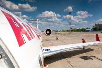 VQ-BFA - Air Volga Canadair CL-600 CRJ-200