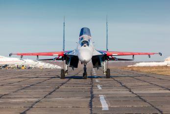 22 - Russia - Air Force Sukhoi Su-27UB