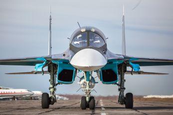 03 - Russia - Air Force Sukhoi Su-34
