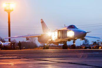 19 - Russia - Air Force Sukhoi Su-24M
