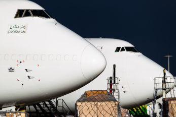 TC-ACG - MyCargo Boeing 747-400BCF, SF, BDSF