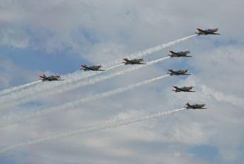 "037 - Poland - Air Force ""Orlik Acrobatic Group"" PZL 130 Orlik TC-1 / 2"