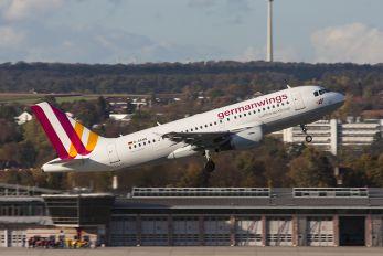 D-AKNN - Germanwings Airbus A319