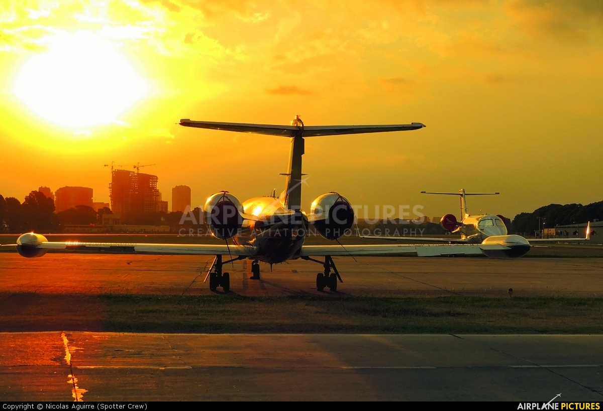 Baires Fly LV-ZZF aircraft at Buenos Aires - Jorge Newbery