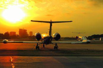 LV-ZZF - Baires Fly Learjet 35