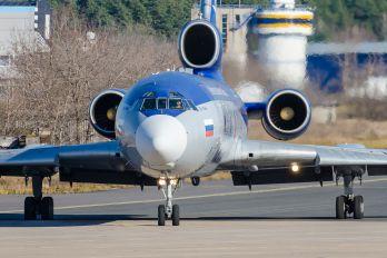 RA-85317 - Gromov Flight Research Institute Tupolev Tu-154M