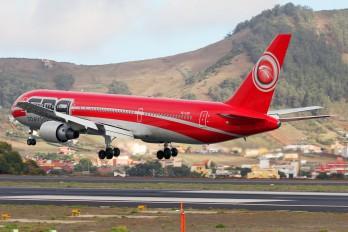 YL-LCY - Santa Barbara Airlines Boeing 767-300ER