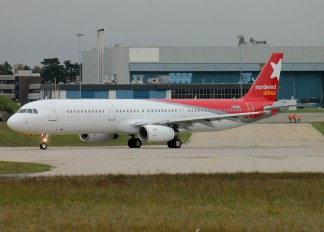 N933AG - Nordwind Airlines Airbus A321
