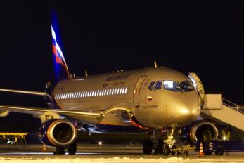 RA-89004 - Aeroflot Sukhoi Superjet 100