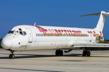 EC-FIH - Iberia McDonnell Douglas MD-88