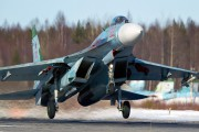 32 - Russia - Air Force Sukhoi Su-27 aircraft