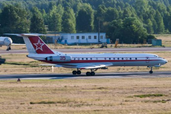 35 - Russia - Air Force Tupolev Tu-134Sh