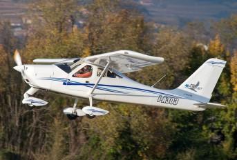 I-A303 - Private Tecnam P92 Eaglet