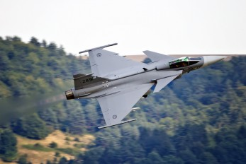 39285 - Sweden - Air Force SAAB JAS 39C Gripen