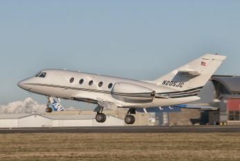 N205JC - Private Dassault Falcon 20